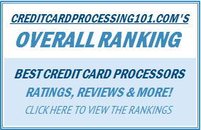 Overall Rankings: Best Credit Card Processor